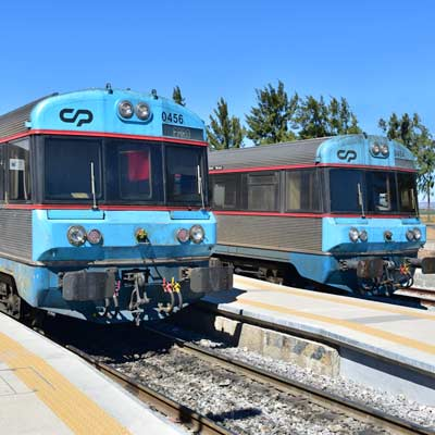 Faro airport to Lagos by transfer, train or bus