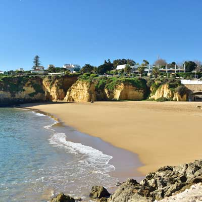 algarve portugal beaches swimsuit rules