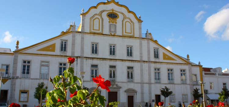 Portimão church