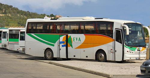 europe bus booking
