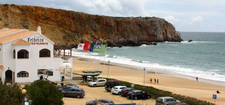 beaches of Sagres
